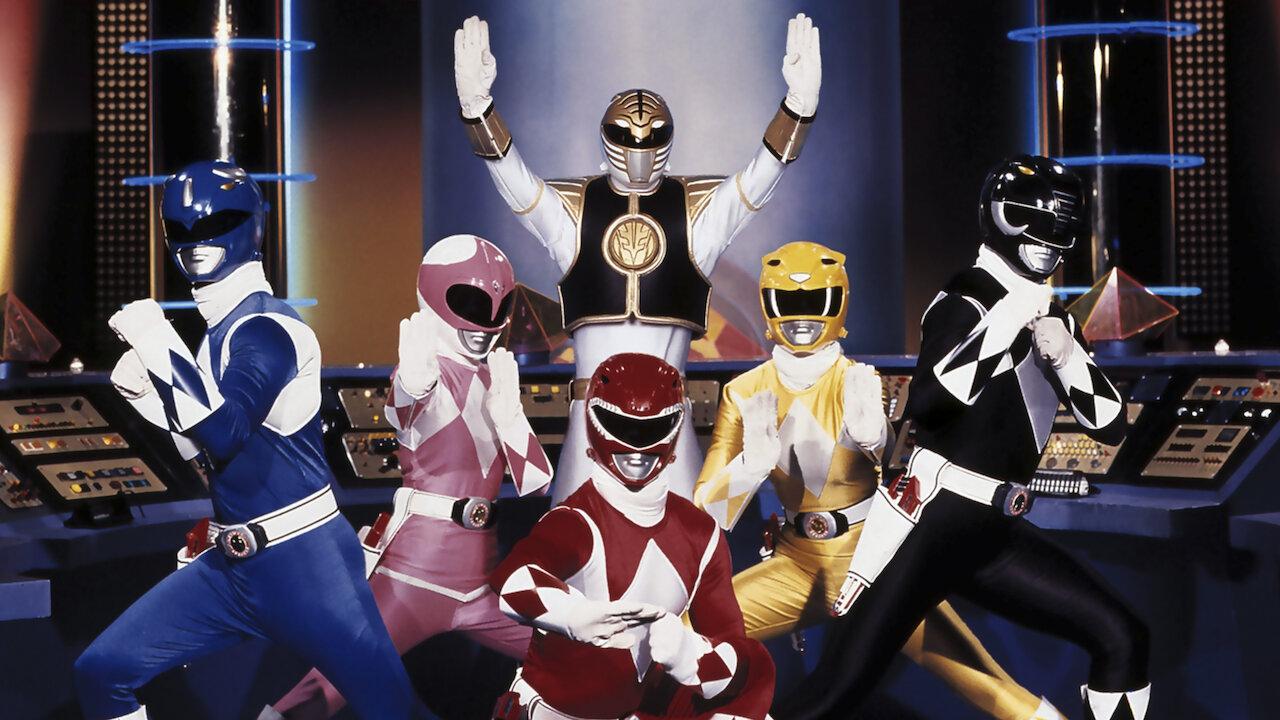 Mighty Morphin Power Rangers | Netflix
